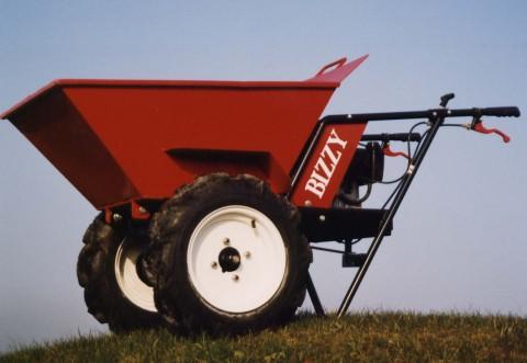 Bizzy Power Wheelbarrow - Muck Truck USA