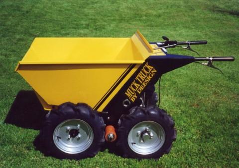 Muck Truck Powered Wheelbarrow