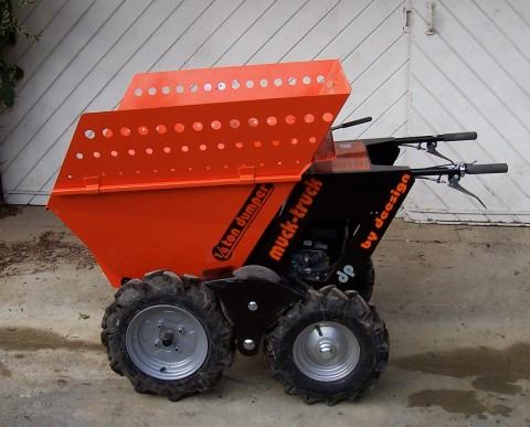 Muck Truck Power Wheelbarrows - Muck Truck USA